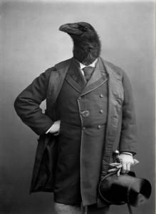 Arthur raven head